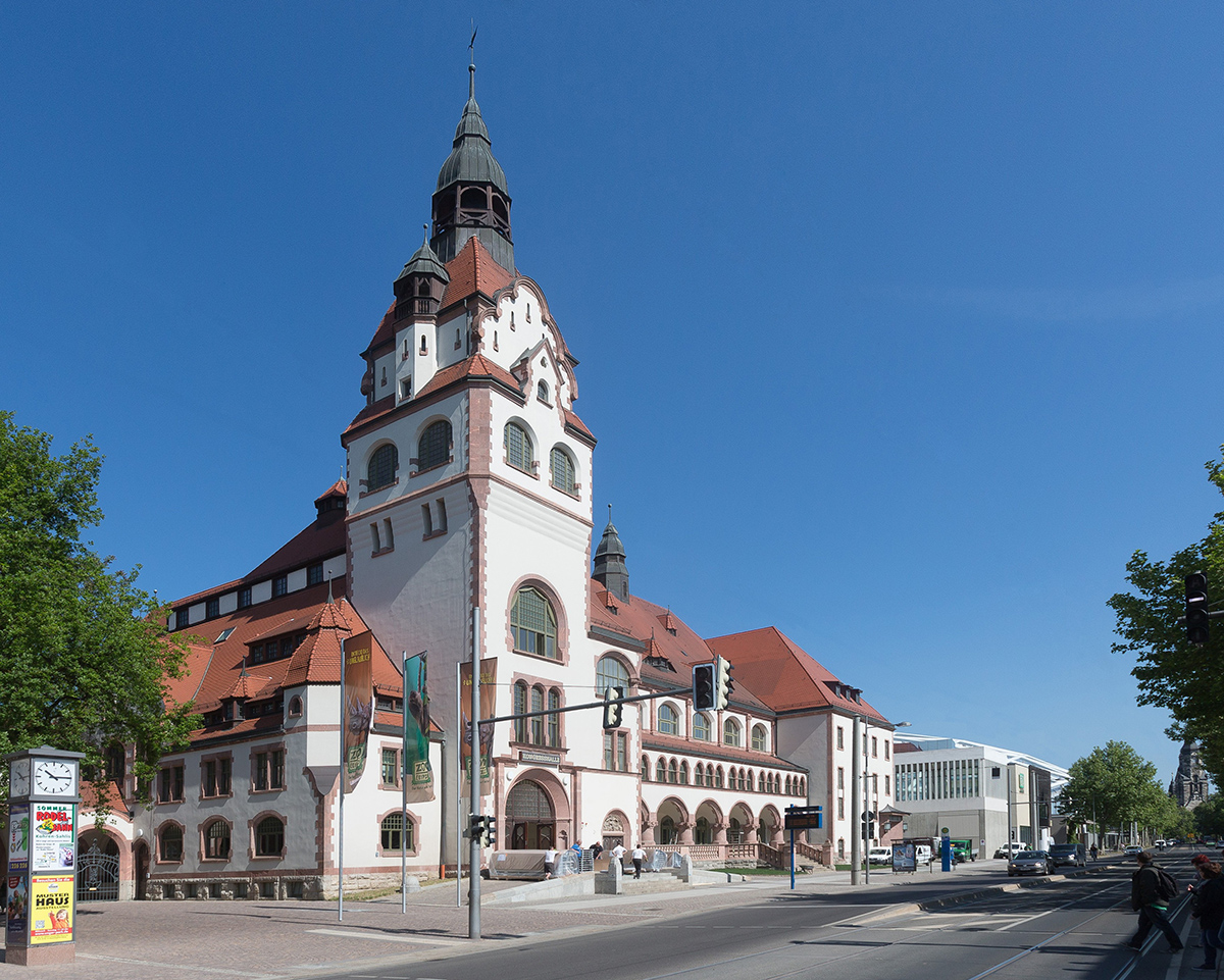 Kongresshalle Leipzig